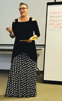 Lisa Braithwaite, Public Speaking Coach, Trainer and Author