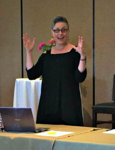 Lisa Braithwaite - Public Speaking Coach and Trainer
